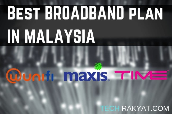 best broadband plan in Malaysia featured image