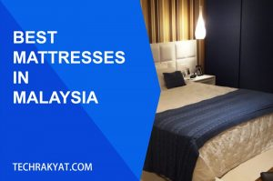 top 10 best mattresses in Malaysia