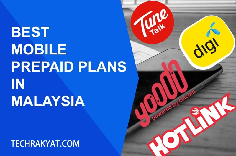 best mobile prepaid plans Malaysia