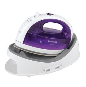 best cordless steam iron - PANASONIC NI-WL30VSK