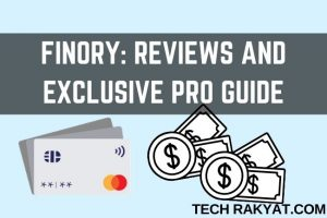 finory review