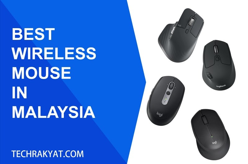 best wireless mouse malaysia featured image