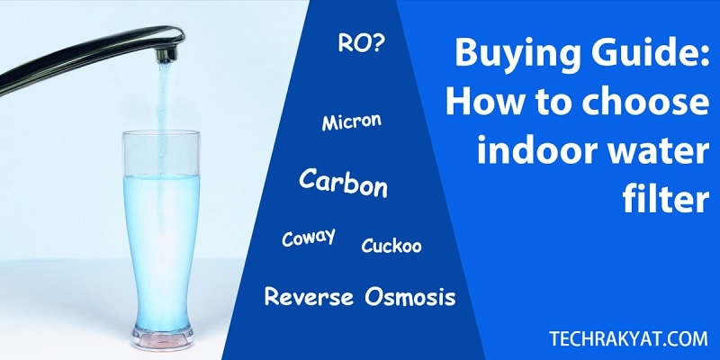 how to choose drinking water filter malaysia