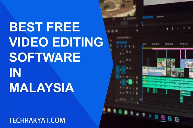 best free video editing software malaysia featured image