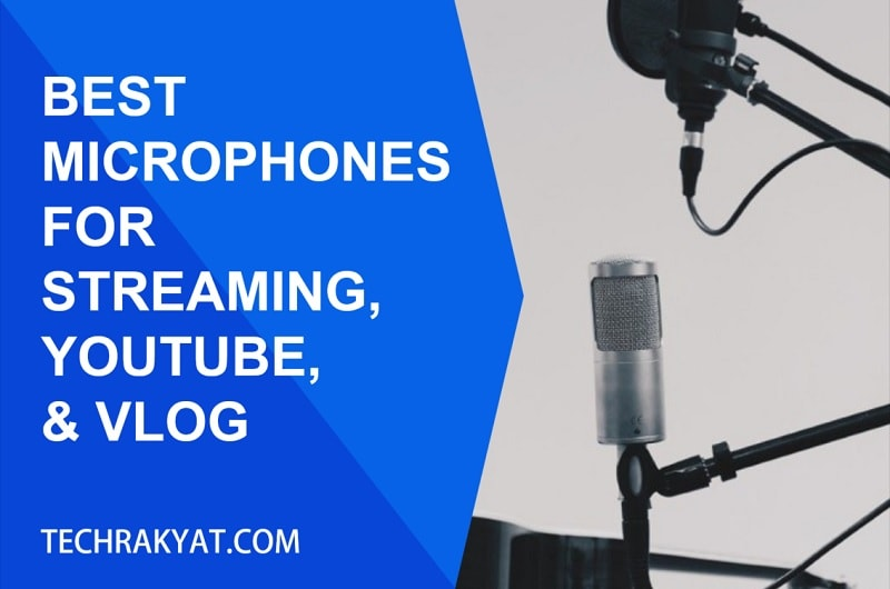 best microphones for streaming malaysia featured image