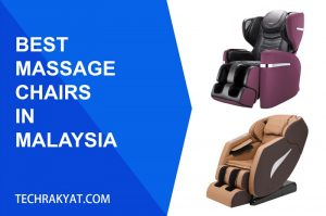 best massage chairs in malaysia